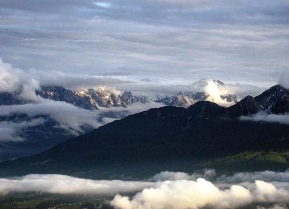 Majestic view - #Innsbruck Austria