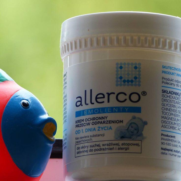 Zapraszam na bloga już pojawiła się recenzja #Allerco od portalu @streetcom 😀 www.zebratestuje.blogspot.com  #DbaODelikatnaSkore #Od1dniaZycia #AllercoEmolienty https://www.instagram.com/p/BG3oZ6NOHxq/