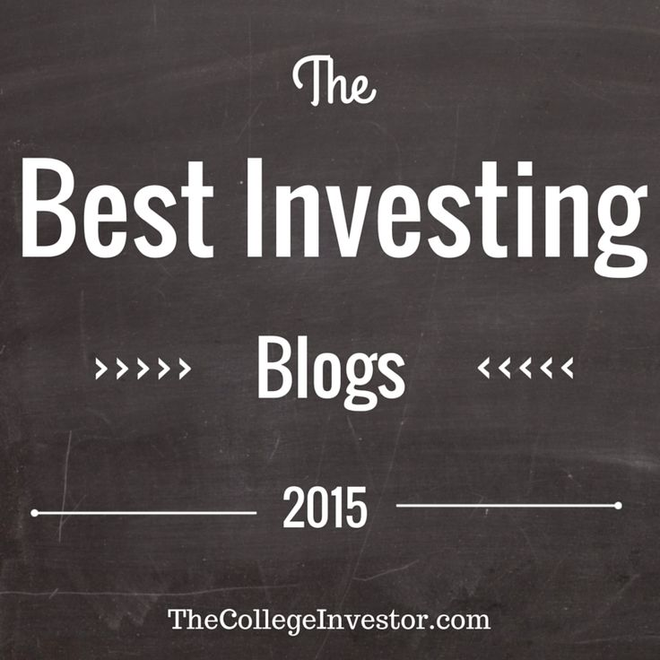 We put together a list of the best investing blogs of 2015, along with why they are amazing and what insights they bring to investors.