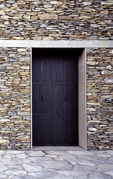 Herzog + de Meuron - Stone House, Tavole