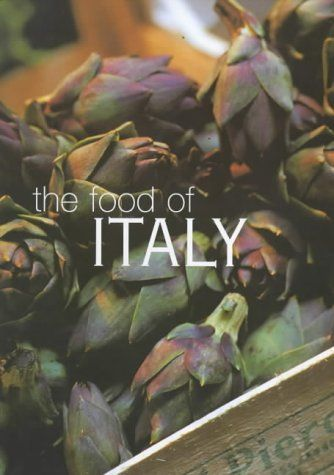 """The Food of Italy"" ~ gives you a real taste of a country that loves its food with a passion. Join the culinary journey from the kitchens of Sicily to the cheese-makers of Naples, through the vineyards of Tuscany to the restaurants of Bologna, and discover the food that defines today's Italian cooking"