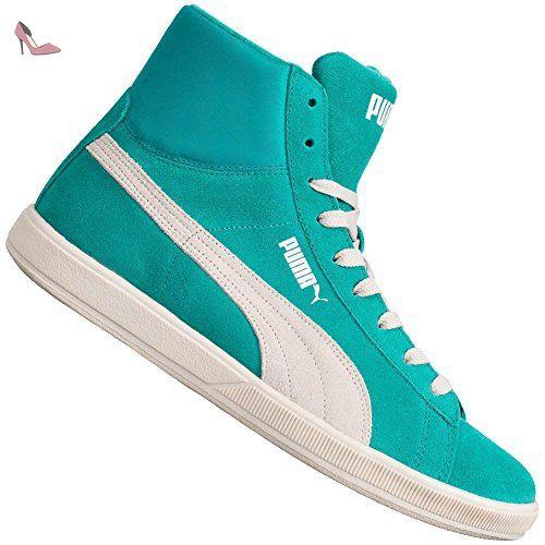 Puma  Lite Mid Suede, Baskets pour homme - - 356426-02, - Chaussures puma (*Partner-Link)