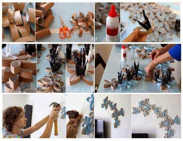 Χειροτεχνίες: 40 πρωτότυπες ιδέες για κατασκευές από χαρτί τουαλέτας