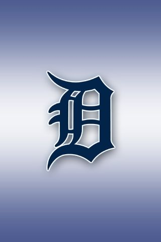 Detroit Tigers Mobile Phone Wallpaper