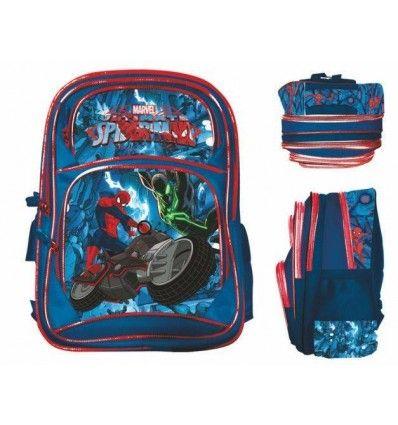 School Bag - Spiderman  #tasanak #tassekolahanak
