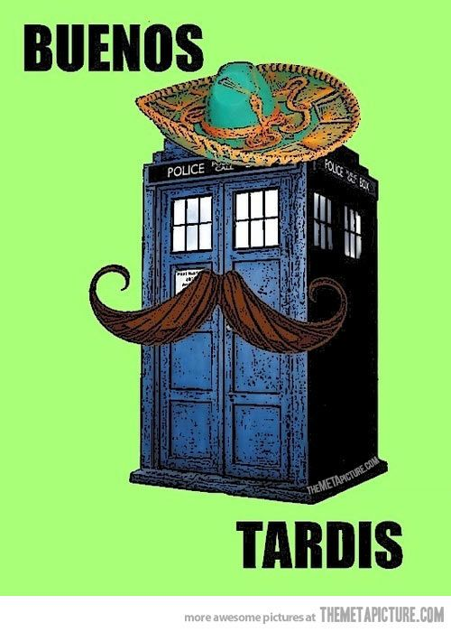 i don't watch doctor who but I still find this great