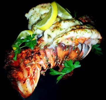 Mike's Easy Broiled Lobster Tails Recipe - Allthecooks.com