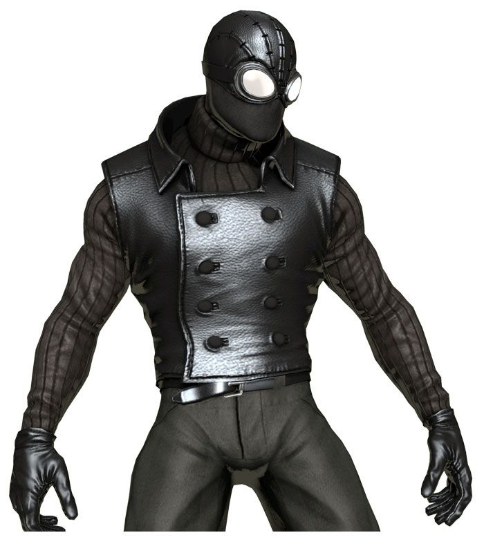 Spider Man Noir (The Webmaster)