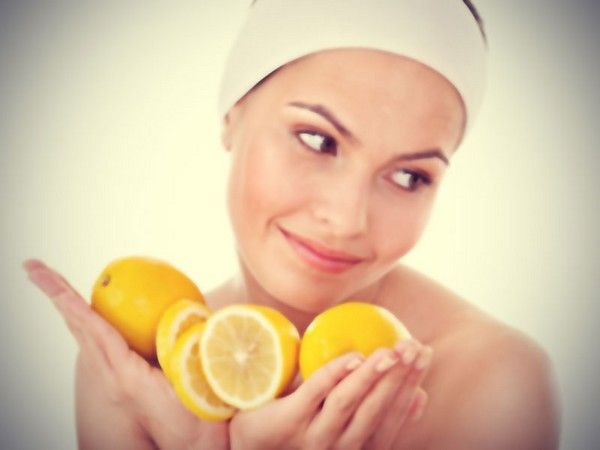 Use Lemon To Make Skin Glow And Soft At Home