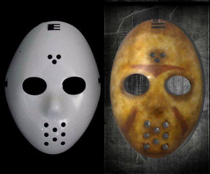 Mascara Jason antes y después