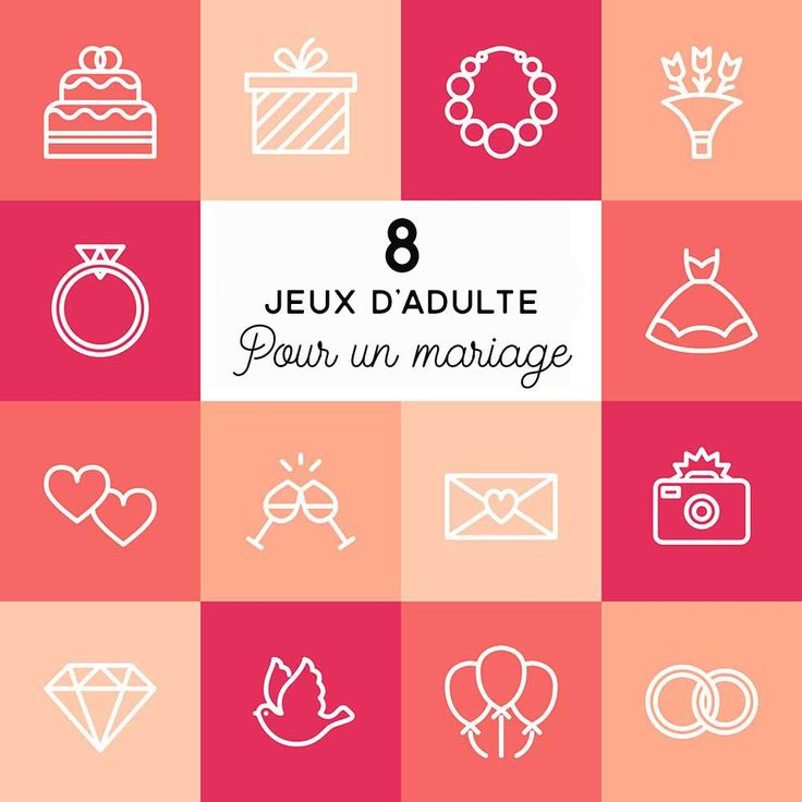 25 best ideas about wedding icon on pinterest icon tattoo icons and icon 5 - Jeux pour un mariage ...