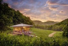 10 One of a Kind Wisconsin Cabins to Stay In