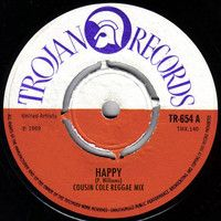Pharrell - Happy (Cousin Cole's Reggae Mix) by COUSIN COLE on SoundCloud