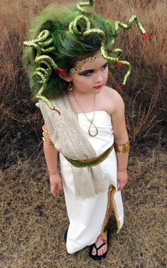 Creative Halloween Costumes For Girls!!!