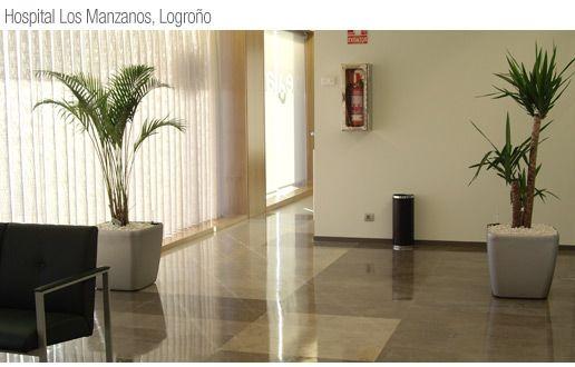 Hospital Los Manzanos de Logroño - La Rioja (Spain)