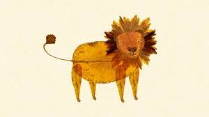 animals made out of leaves - Google Search