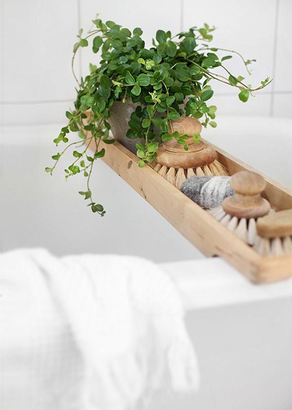 Bathroom inspo from swedish blog trendenser