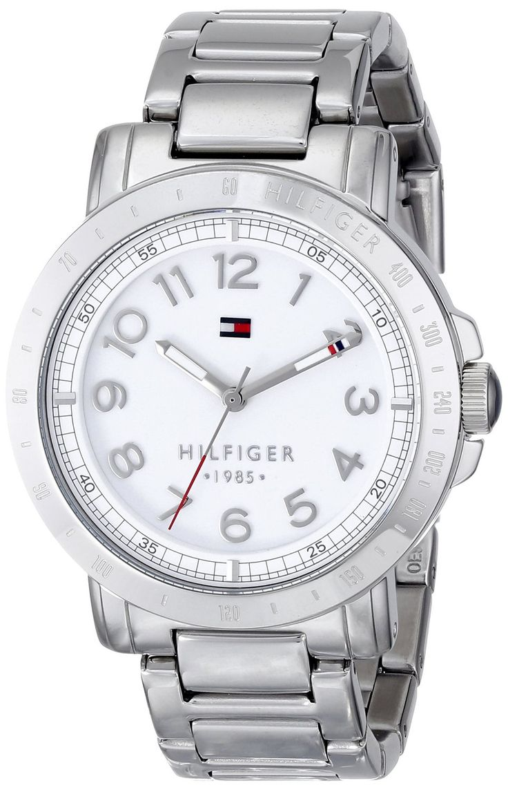 Tommy Hilfiger Women's 1781397 Analog Display Quartz Silver Watch * Check out the watch by visiting the link.