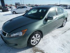 2008 Honda Accord EX located at our North Edmonton location. ***Leather & Sunroof***