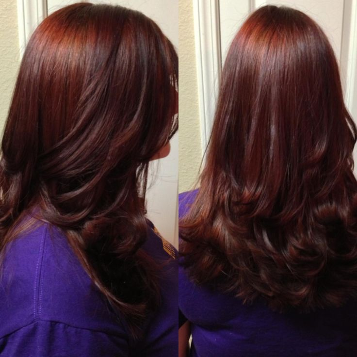 Wella Color Charm Cinnamon Brown Reviews Hairstyle