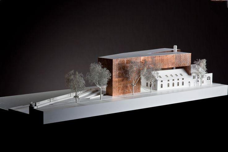 Wizja + nsMoonStudio --> CRICOTEKA Museum of Tadeusz Kantor