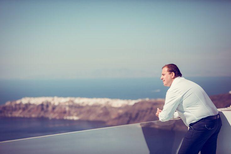 Grigory Elena (Santorini) Photo By Victor Babintsev