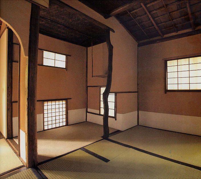 奈良 興福寺 六窓庵 rokusou-an ,NARA KOFUKUJI TEMPLE rokusou-an 's rokusou means 6 windows
