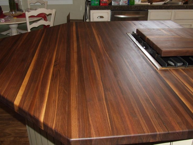Cutting Board Countertops How About A Cool Butcher Block