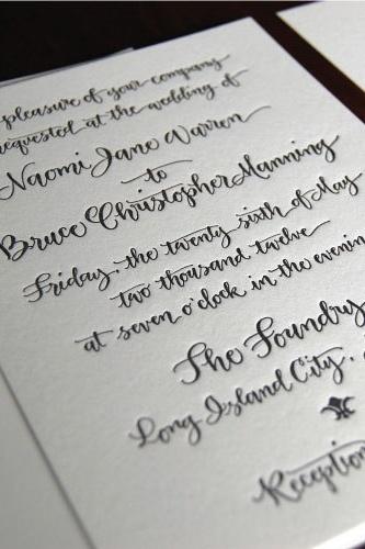 calligraphy service