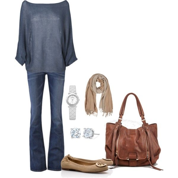 Casual Fall.. - Polyvore