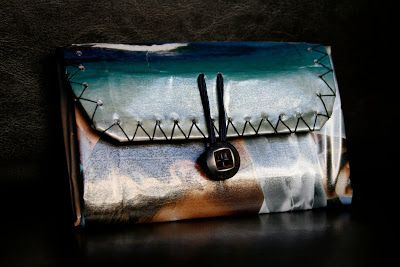 nudoaldesnudo. Ideas DIY: CARTERA - MONEDERO MUJERES