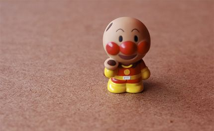 Anpanman / cartoon hero