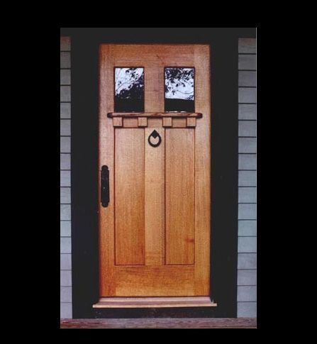 107 Best Images About Craftsman Doors Windows On