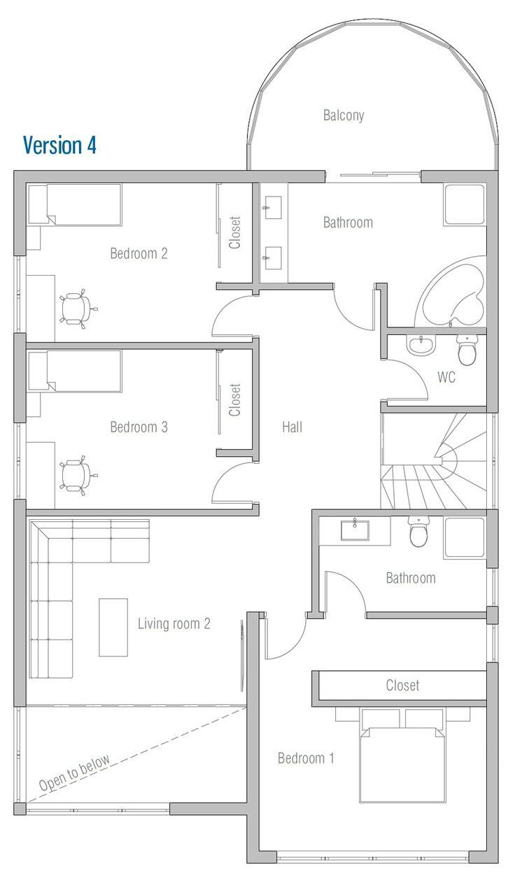 House Design Plan Ch395 33