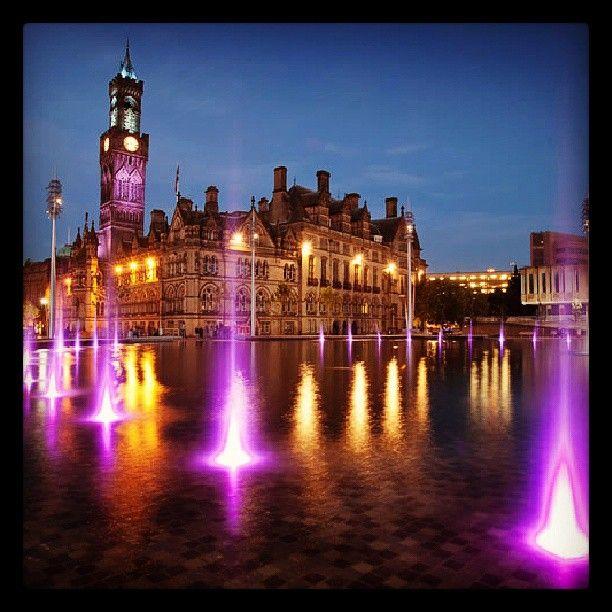 Bradford City Park #Yorkshire #Cities #Padgram