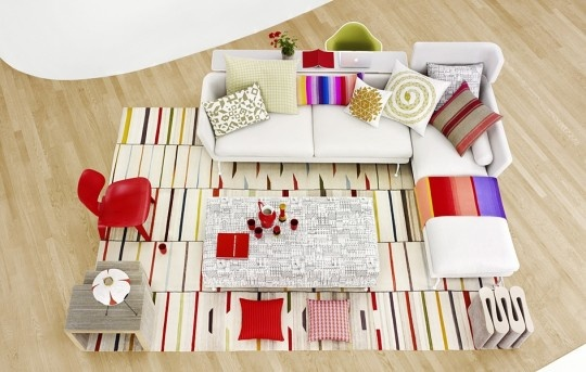 Best Bright Living Room Modern Sofa Inspire Scheme Cool Modern 400 x 300