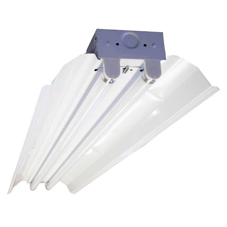8 Foot T5 Fluorescent Light Fixtures
