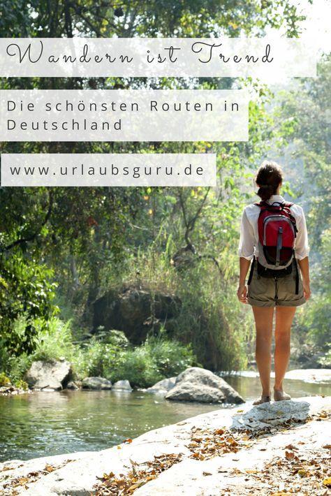 Lange Zeit galt Wandern als ein Alte-Leute-Hobby, doch dieses angestaubte Image ist mittlerweile passè. In meinem Artikel zeige ich euch, dass Wandern ein absoluter Trend ist. Warum das so ist? Lest selbst und erfahrt mehr über die schönsten Wanderwege und Routen in Deutschland.