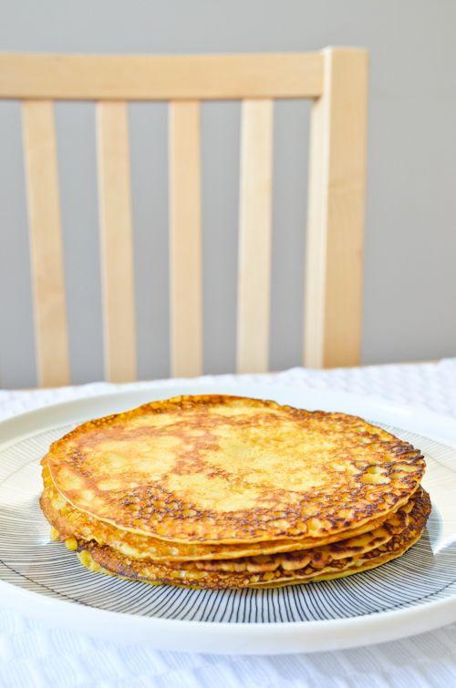 Scandi Home: Carrot Pancakes