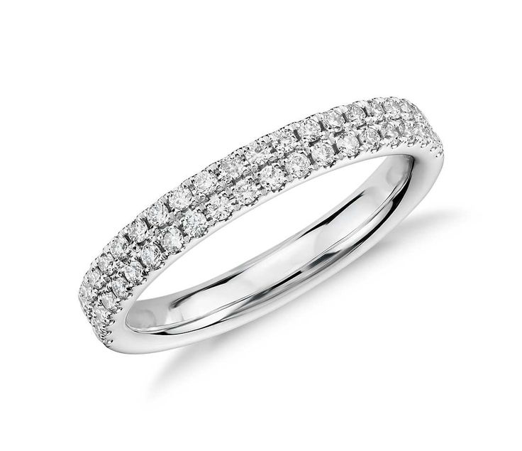 Popular Best Ladies wedding rings ideas on Pinterest Stackable wedding bands Stackable bands and Diamond wedding bands
