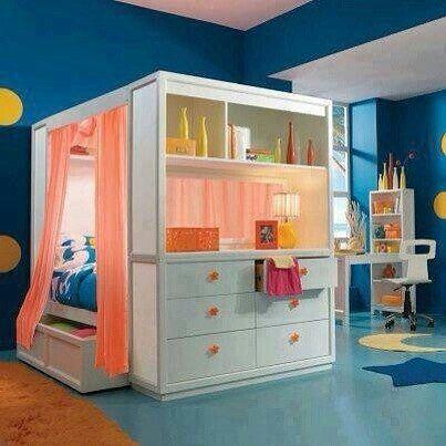 45 besten Kinder und Jugendzimmer Bilder auf Pinterest Kinder - tapezieren ideen jugendzimmer