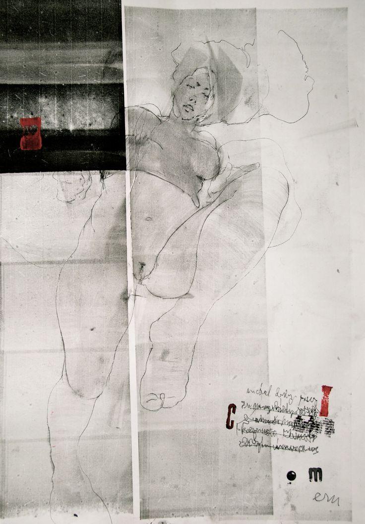NUDE No. 3342 100 x 70 cm