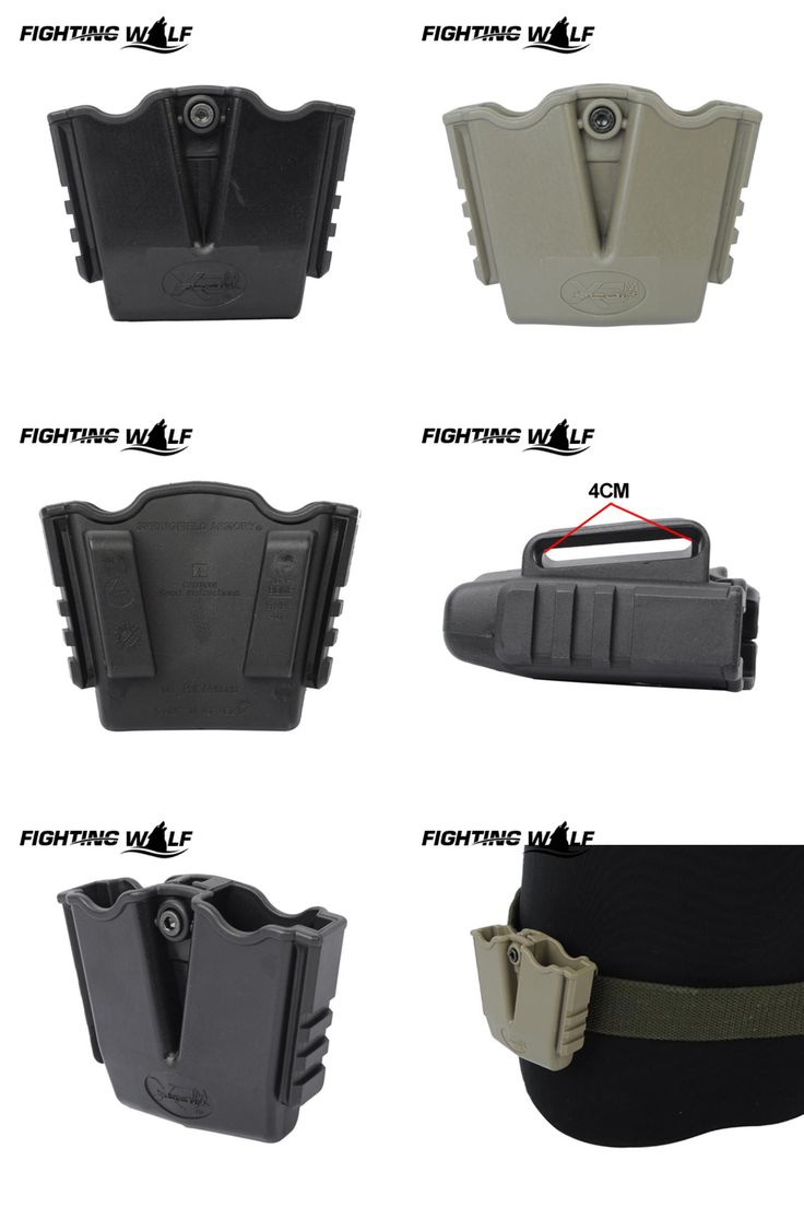 [Visit to Buy] Airsoft Tactical Military Equipment Belt Clip Set FMA Magazine Pouch for XDM (Belt type) Outdoor Sports Activities Portable Belt #Advertisement