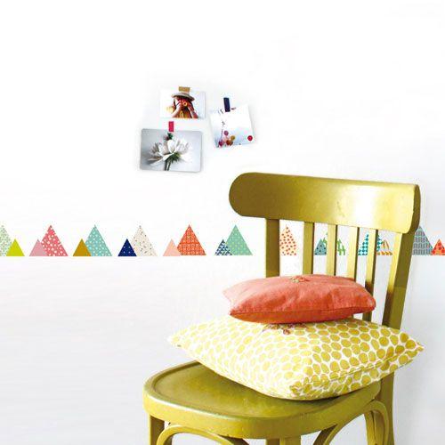 Les 25 meilleures id es de la cat gorie frise murale sur - Frise autocollante chambre bebe ...