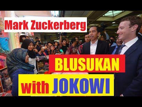 Jokowi Bertemu Pendiri dan CEO Facebook Mark Zuckerberg - Pendiri Facebo...