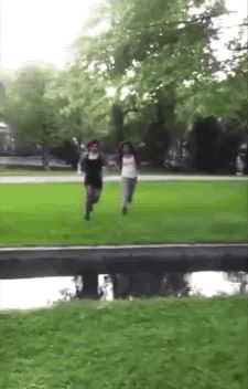 Share this Girl falling in water (fail) Animated GIF with everyone. Gif4Share is best source of Funny GIFs, Cats GIFs, Reactions GIFs to Share on social networks and chat.
