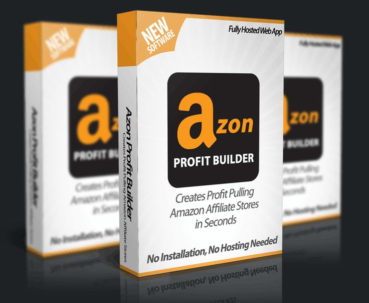 Azon Profit Builder Enables Users To Produce Quality Amazon Sites For Their Niches With A Minimum Of Effort