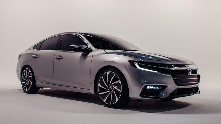 Honda Civic 2019 Revised Styling New Tech Honda Civic Hybrid Honda Insight Honda Civic
