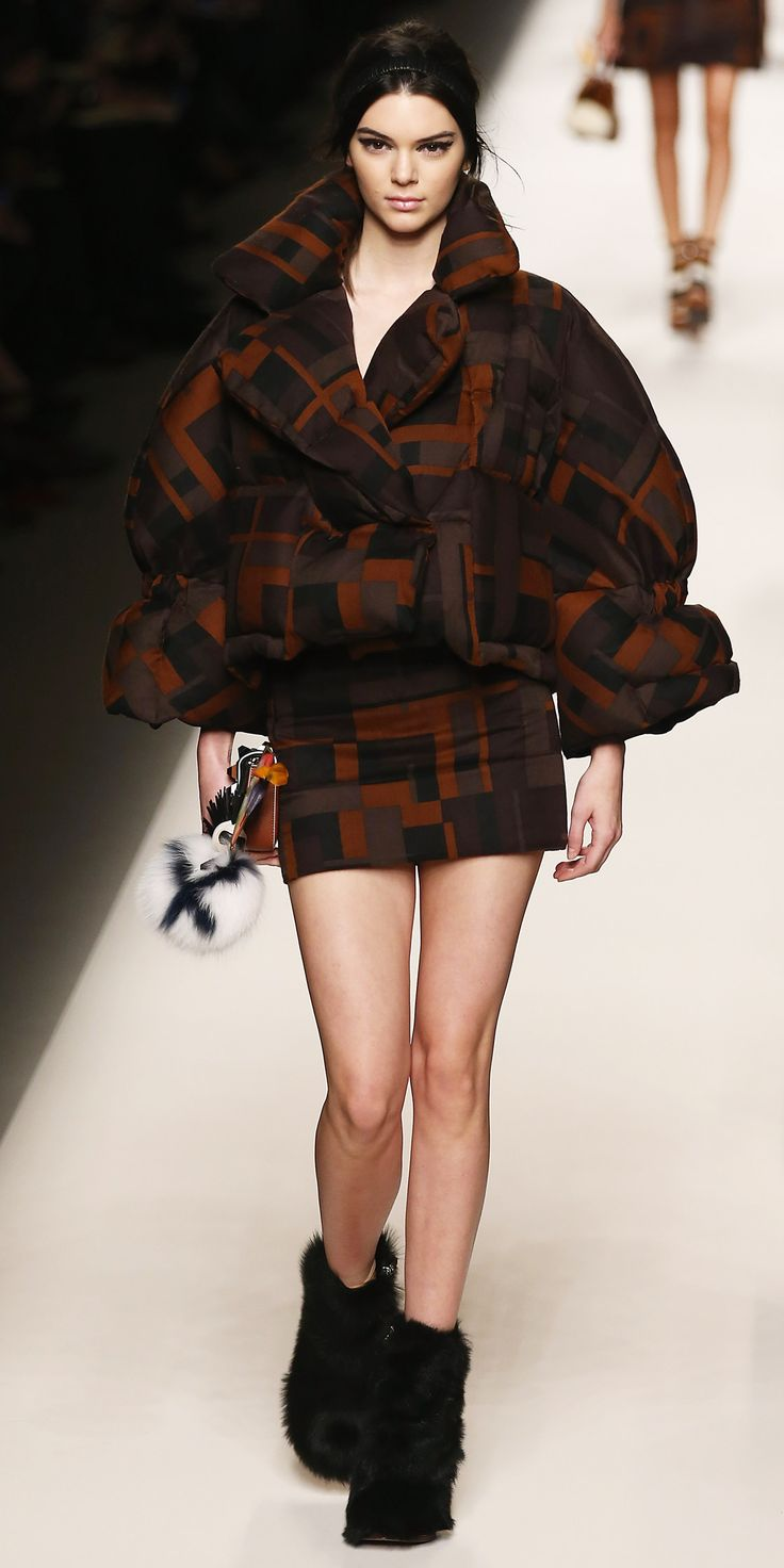 Kendall Jenner's Best Runway Moments - February 26, 2014 from InStyle.com