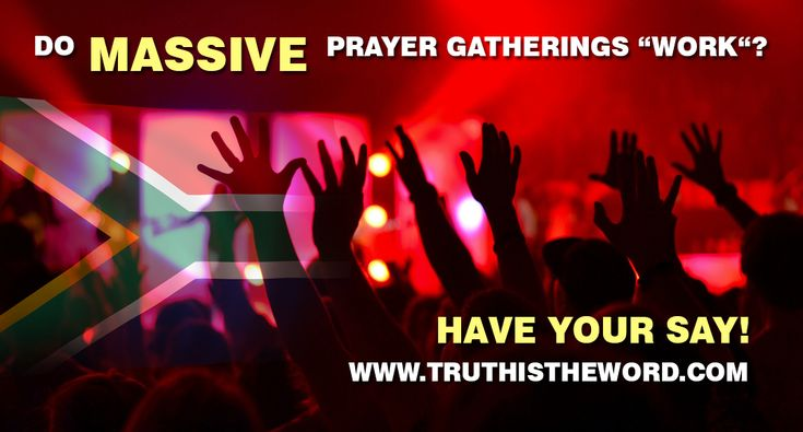 Angus Buchan has called for one million Christians to gather for prayer on the 22nd April 2017 to 'call upon The Lord to bring justice, peace and hope to our beloved South Africa'. Why should we go? Let me say … Continued